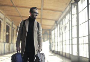 Man traveling with sleep apnea in Denver